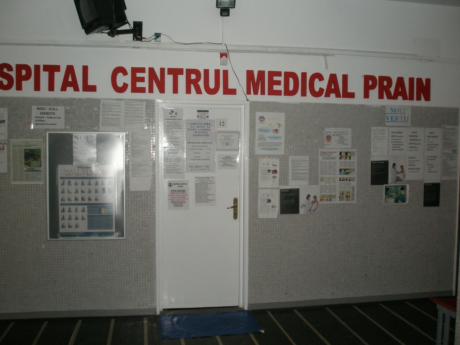 CENTRUL MEDICAL PRAIN SRL - PA180011.JPG